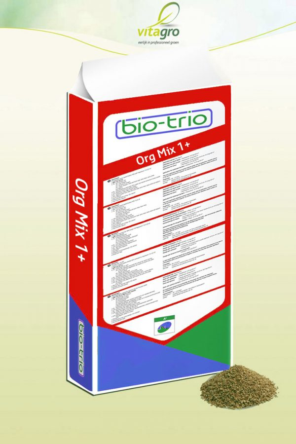 Bio-Trio Bio Org mix 1+