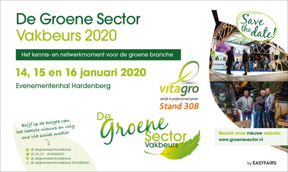 De Groende Sector Vakbeurs | Vitagro